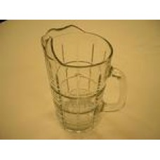 Pitcher, Glass 55oz